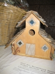 Silent Auction Birdhouse made by Larry Lenzotti